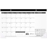 At-A-Glance Monthly Compact Full Year Desk Pad - SK1400