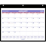 AAGSK800 - At-A-Glance Monthly Desk/Wall Calendar with...