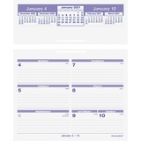 AAGSW700X00 - At-A-Glance Flip-A-Week Desk Calendar