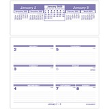 At-A-Glance Flip-A-Week Desk Calendar Refill - SW705X50