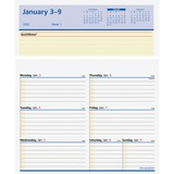 At-A-Glance Flip-A-Week Desk Calendar Refill SW706-50