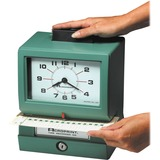 Acroprint Manual Time Recorder - Card Punch/Stamp
