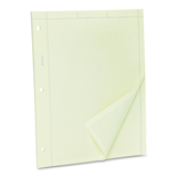 Ampad Green Tint Engineer Pad - 22142