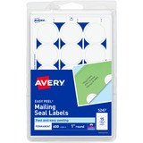 Avery Print or Write Mailing Seals