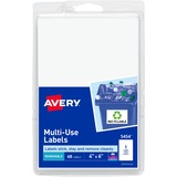 Avery Handwritten Removable ID Label - 05454