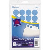 Avery Round Color Coding Label - 05461