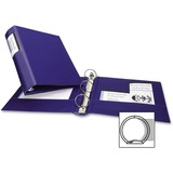 Avery Heavy-Duty 3-Ring Vinyl Binder - Letter - 8.5 x 11 - 375 Sheet x 2 Capacity - 1 Each - Blue