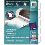 Avery Direct Print Custom Laser Divider