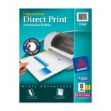 Avery Direct Print Custom Laser Printer Dividers