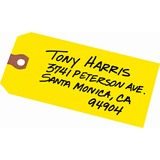Avery Colored Shipping Tag