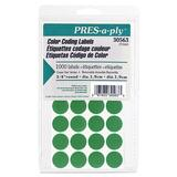 Avery Pres-A-Ply Round Color Coding Labels 30563