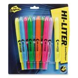Avery Hi-Liter Retractable Highlighter Set