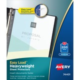 AVE74401 - Avery Non-Glare Heavyweight Sheet Prote...