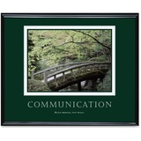 Advantus Communication Framed Poster
