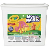 Crayola Neon Modeling Clay - 232413