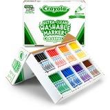 CYO588200 - Crayola Broadline Classpack Markers