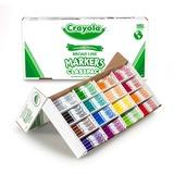 CYO588201 - Crayola Broadline Classpack Markers