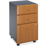 Bush Series A Three Drawer Pedestal