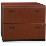 Bush Business Furniture Series A 36W 2 Drawer Lateral File - Assembled