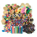 ChenilleKraft Paper Mache Classroom Boxes Kit