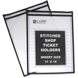 C-line Stitched Plastic Shop Ticket Holder - 46114