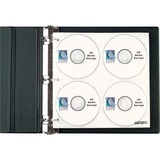 C-line CD/DVD Ring Binder Kit