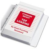 C-line Polypropylene Top Loading Sheet Protector 62027