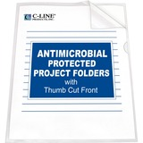 C-Line Anti-Microbial Project Folder