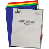 C-line Project Folder With Index Tabs