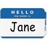 C-Line Hello Badges