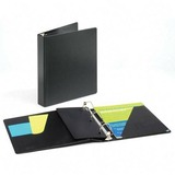 Cardinal Slant-D Vinyl Locking Ring Binder