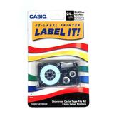 Casio XR24WE Label Printer Tape