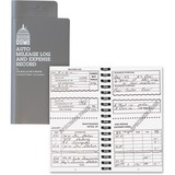 Dome Publishing Auto Mileage and Expense Record Book