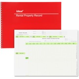 Dome Publishing Rental Property Record Book