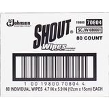 JohnsonDiversey Shout Wipe - Wipe - White - 94354