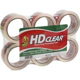 Duck HD Clear Heavy-Duty Carton Packaging Tape