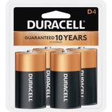 Duracell MN1300R4Z Alkaline General Purpose Battery