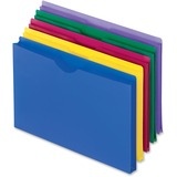Pendaflex Translucent Poly File Jacket
