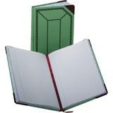 BOR6718300R - Boorum & Pease Record-Ruled Canvas Books