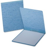 Esselte PressGuard Report Cover - Letter - 8.5' x 11' - 2' Capacity - 1 Each - 20pt. - Light Blue