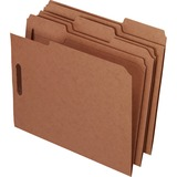 Esselte Kraft Rec Classification Folders With Fasteners