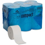 Georgia-Pacific Compact Coreless Bathroom Tissue