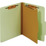Globe-Weis Letter Classification Folder With Divider