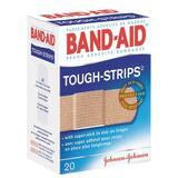 BAND-AID TOUGH-STRIPS Flexible Bandage