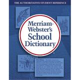 80 - Merriam-Webster Laminated Hardcover - Blue Dictionary Education Dictionary