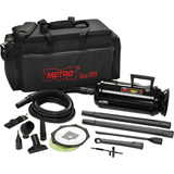 METRO Pro DataVac Toner Vacuum Cleaner with Carrying Case