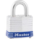 Master Lock High Security Keyed Padlock 3-D