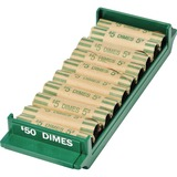 MMF212081002 - MMF Porta Count Coin Tray For $50 Dimes