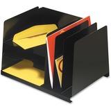 MMF Steelmaster Horizontal/Vertical File Organizer 264R3HVBK