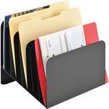 MMF Slanted Vertical File Organizer
